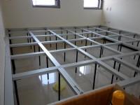 架高收納木地板九宮小坪數收納設計鋁合金鋼構 專利匡床家製造裝潢_圖片(3)
