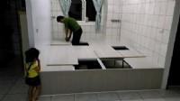 【匡床家】<  和室高架收納床 房間通舖設計 魔術架高木地板 小坪數大空間  _圖片(3)