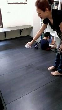 【匡床家】< 掀床式架高地板 和室高架收納床 房間通舖設計 魔術架高木地板 收納高架地板 _圖片(3)