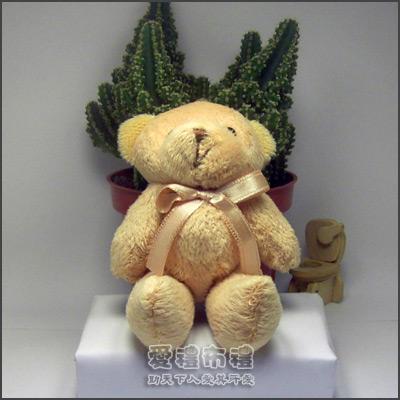 【愛禮布禮】婚禮小物:12公分領巾熊(棕色)21元 - 20141031143401-737473426.jpg(圖)