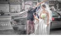 婚禮攝影-女攝影師小喬 婚禮紀錄 自助婚紗 高雄婚攝 高雄自助婚紗_圖片(2)