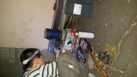 24H台中鐵捲門維修自動門,指紋電子鎖門禁系統0937103090_圖片(1)