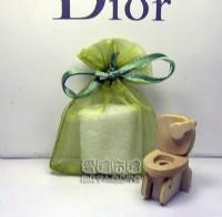 【愛禮布禮】婚禮小物:橄欖綠色雪紗袋6x9cm~1個1.4元,10個14元_圖片(1)