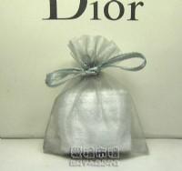 【愛禮布禮】婚禮小物:銀灰色雪紗袋8x10cm,1個1.7元,10個17元_圖片(1)