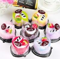 【愛禮布禮】婚禮小物:蛋糕造形毛巾禮盒/25元(隨機出貨不挑色)_圖片(1)