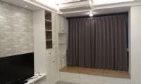 (大台北地區)窗簾.羅馬簾.捲簾.百葉.壁紙.拉門.塑膠地板.地磚.水電.木工.冷氣.鐵鋁窗.室內設計_圖片(2)