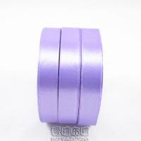 【愛禮布禮】婚禮小物:粉紫色,8分素面單面緞帶,1捲25碼/26元_圖片(1)
