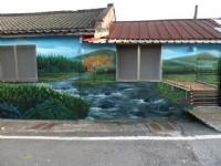 牆壁彩繪 社區美化彩繪 幼稚園彩繪 校園彩繪 3D立體彩繪 人體彩繪 彩繪藝術工作坊_圖片(1)