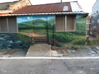 牆壁彩繪 社區美化彩繪 幼稚園彩繪 校園彩繪 3D立體彩繪 人體彩繪 彩繪藝術工作坊_圖片(2)
