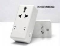 OEM生産批發遠程遙控智能插座 wifi遠程手機遙控 智能家居_圖片(1)