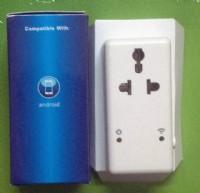 OEM生産批發遠程遙控智能插座 wifi遠程手機遙控 智能家居_圖片(4)
