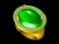 珠寶電腦3D繪圖起版_圖片(2)