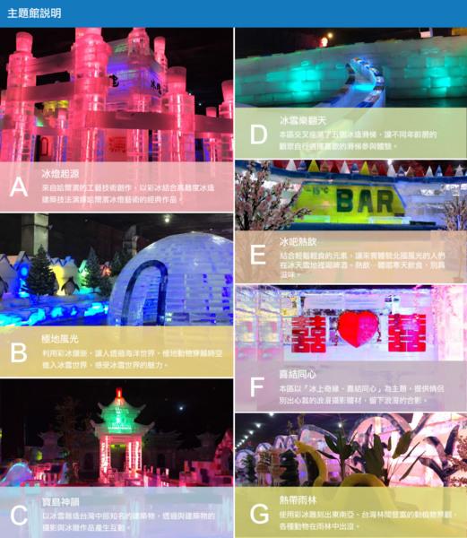 2015 正宗哈爾濱冰雕冰燈展 (台中烏日高鐵展覽館 ) - 20150409151652-564900724.jpg(圖)
