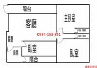 ★土城區買屋★永寧捷運超低11%公設電梯三房_圖片(4)