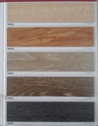 (YOYA)W025五星級地磚FLOOR WORKS木紋塑膠地磚塑膠地板15cmx90cmx2.0m☆來電特價0983375500☆台中地磚_圖片(1)
