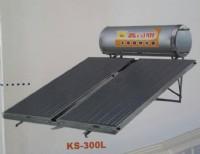 (YOYA)鑫司牌太陽能熱水器 KS-300L 平板式二片+1桶式☆來電特價☆0983375500☆台中太陽能、彰化太陽能、南投太陽能、大甲太陽能、埔心_圖片(1)