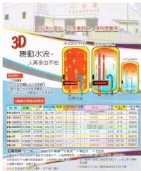 永康牌熱水器快速加熱型FS-2065☆中彰免運0983375500☆20加侖功效約65加侖二機一體 永康牌電能熱水器 永康牌電熱水器、台中_圖片(3)
