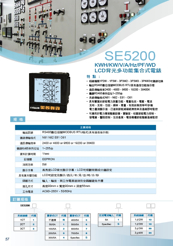 集合式電表,三相三線電壓表,三相四線電壓表,RS485三相電壓表,RS485三相電流表,RS485瓦表,RS485瓦特表,CT5A瓦特表,3 CT電流表,集合式電表,三相三線電壓表,集合式數位電錶 - 20171015203915-71459339.jpg(圖)