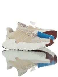 adidas originals prophere 舒適針織面刺猬套腳情侶款三葉草運動慢跑鞋_圖片(3)