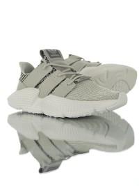 adidas originals prophere 舒適針織面刺猬套腳情侶款三葉草運動慢跑鞋_圖片(4)
