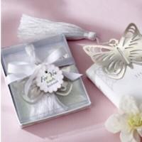 【愛禮布禮】婚禮小物: 蝴蝶書簽禮盒 一般價 10 元 會員價 10 元_圖片(1)
