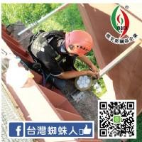 台灣蜘蛛人高空工程,電機照明維修,外牆防水磁磚修繕_圖片(2)