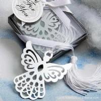 【愛禮布禮】婚禮小物:天使老鷹書簽禮盒一般價 10 元 會員價 10 元_圖片(1)