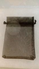 【愛禮布禮】婚禮小物:黑色雪紗袋10x15cm,1個1.8元50個 一般價 90 元 會員價 90 元_圖片(1)