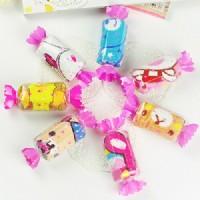 【愛禮布禮】婚禮小物:卡通糖果造形毛巾禮盒(隨機出貨不挑色) 一般價 11 元 會員價 11 元_圖片(1)