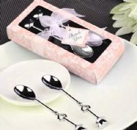 【愛禮布禮】婚禮小物:情侶咖啡對勺禮盒(立體版)一般價 25 元 會員價 25 元_圖片(1)