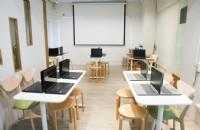台中租借場地-南屯區絕佳位置,文心森林公園旁,電腦教室及普通教室都有喔!_圖片(1)