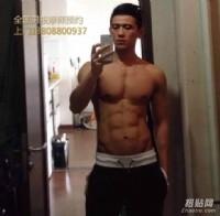 深圳广州上海高颜值帅哥男模按摩技师上门精油按摩spa推油服务_圖片(3)