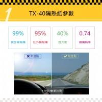 【西曬達人】多元計程車隔熱紙全車施貼只要6000元_圖片(2)