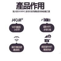 TOTOLINK EX300v2 wifi 無線擴展機 300Mbps 無線中繼器 信號擴大增強_圖片(2)