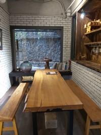 上古雅苑 有瀑布、庭園、藝術品的舒適空間可品茶、品咖啡、品畫是個心靈SPA懂生活的空間_圖片(1)
