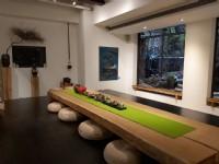 上古雅苑 有瀑布、庭園、藝術品的舒適空間可品茶、品咖啡、品畫是個心靈SPA懂生活的空間_圖片(3)