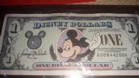 迪士尼紀念鈔年份1996 雙A_圖片(1)