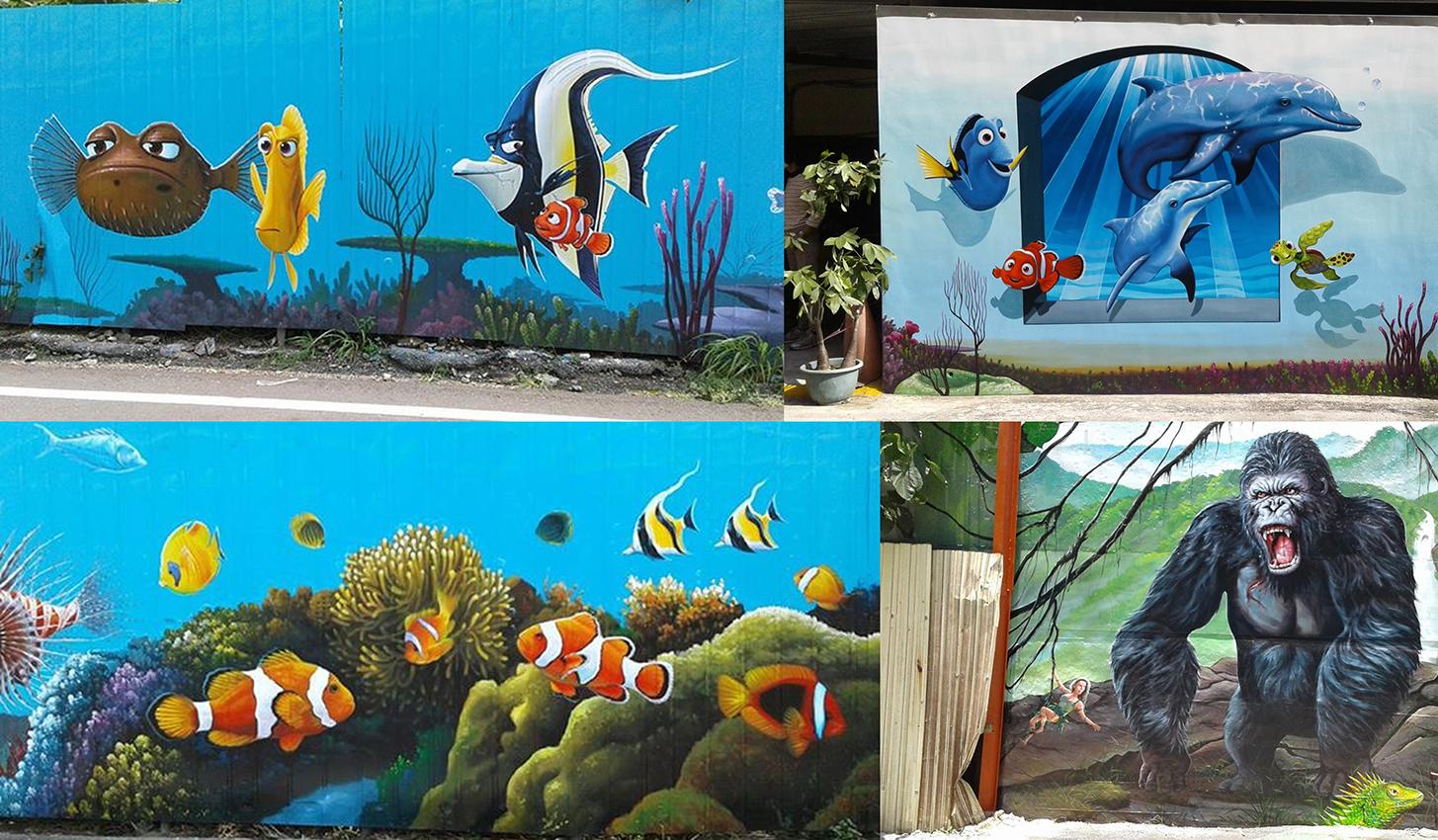 飛鴿牆壁彩繪 - 20200901231116-500286178.jpg(圖)