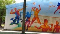 飛鴿牆壁彩繪_圖片(4)