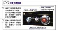 【台灣Safe Security】單門白鐵轉盤鎖 - 防火防盜保險箱 VS-103-W (預購)_圖片(2)