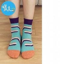 蒂巴蕾 暖足兔羊毛襪-溜滑梯_圖片(1)