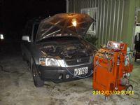 汽車冷氣不冷真的會火都來 _圖片(2)