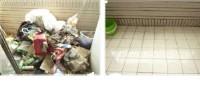 新竹夫妻檔(假日照常工作),新竹頭份竹南垃圾清運,以家庭中古出租房屋為主,大型家具廢棄物清運,清潔,新竹油漆,口述狀況就可估價0927-102-040陳_圖片(2)