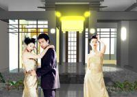 西士頓婚紗 專利發光結婚相本~讓您輕鬆擁有~_圖片(1)