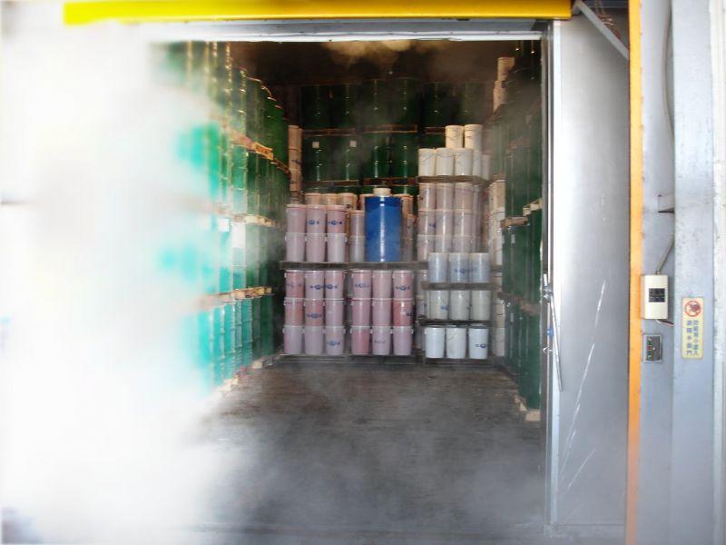 冷冻仓库设计图展示