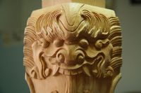 明宏彫刻社-模型雕刻-美術雕刻設計-木模設計雕刻.中西式家具雕刻.._圖片(2)
