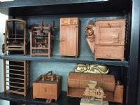 明宏雕刻社手工訂製製茶機具組,風穀機,柚木手工製作_圖片(3)