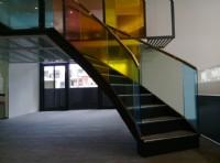 居家雨遮,夾層,樓承鋼板,鐵製樓梯,室內裝置鐵件,玻璃自動門,電動鐵捲門馬達遙控器,水塔架_圖片(2)