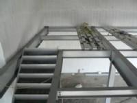 居家雨遮,夾層,樓承鋼板,鐵製樓梯,室內裝置鐵件,玻璃自動門,電動鐵捲門馬達遙控器,水塔架_圖片(4)