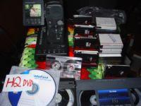 DV VSH 錄影帶Hi8,V8轉拷 MPEG 檔 錄音帶轉錄 音樂CD _圖片(2)